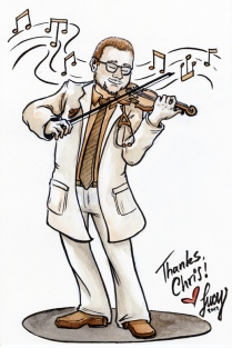 Dr. Violin